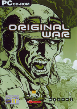 English Original War Cover